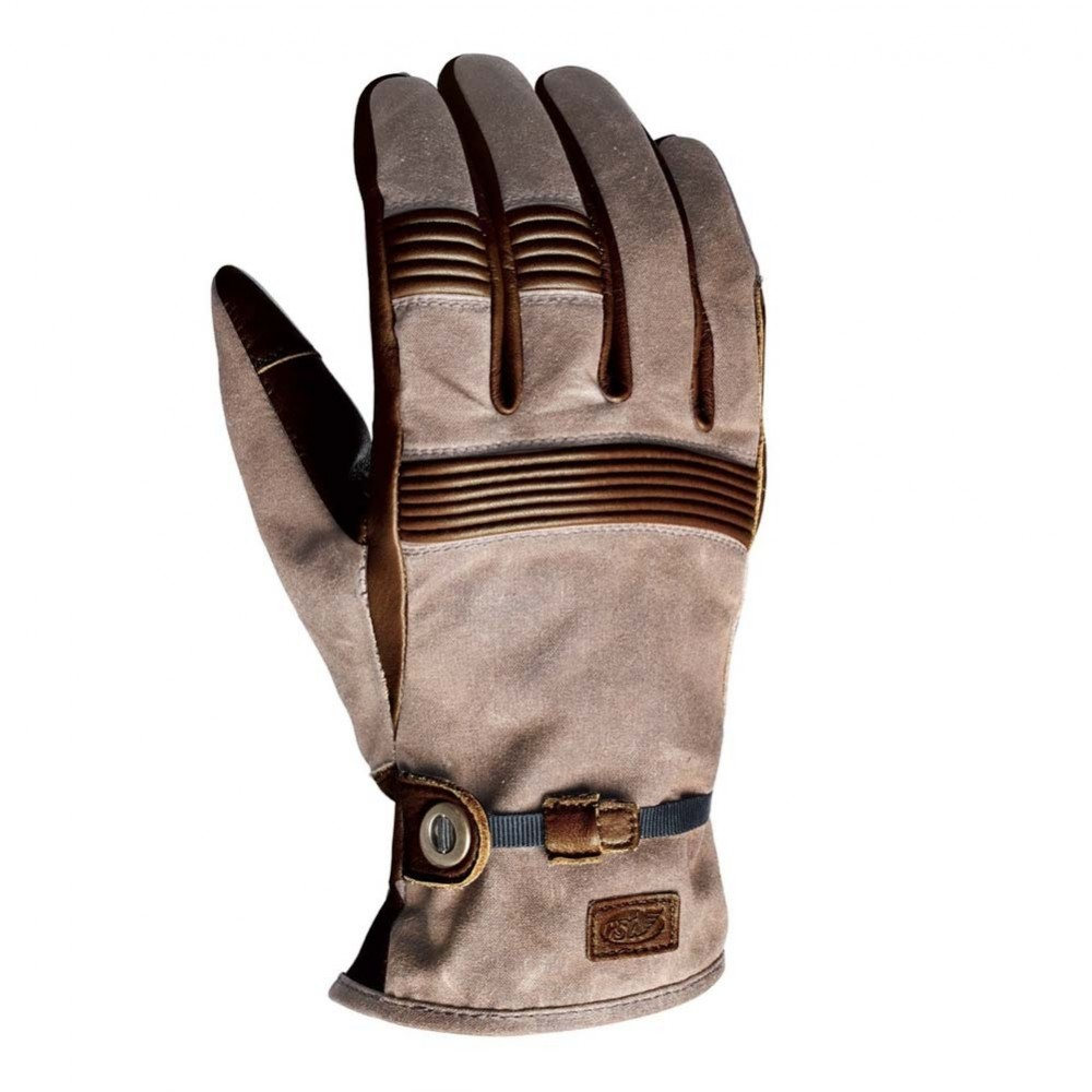 Roland Sands Truman Gloves - Ranger / Tobacco
