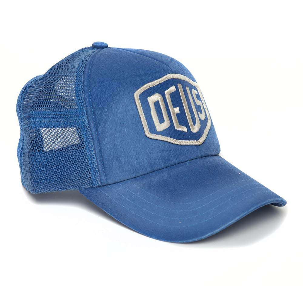 Deus Ex Machina Shield Trucker - Dark Blue