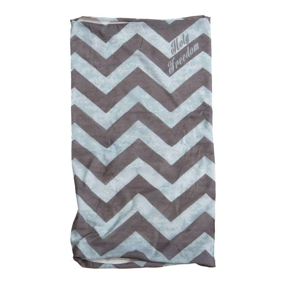 Holy Freedom Tunnel Motorcycle Scarf - Sky