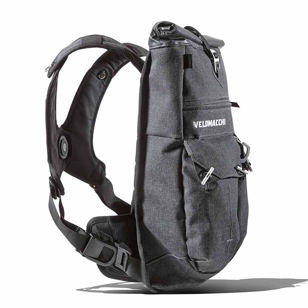 Velomacchi Speedway 28L Roll Top Backpack