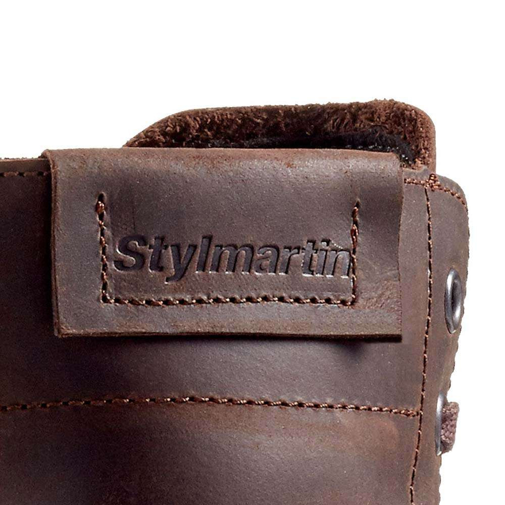 Stylmartin District Waterproof Boots - Brown