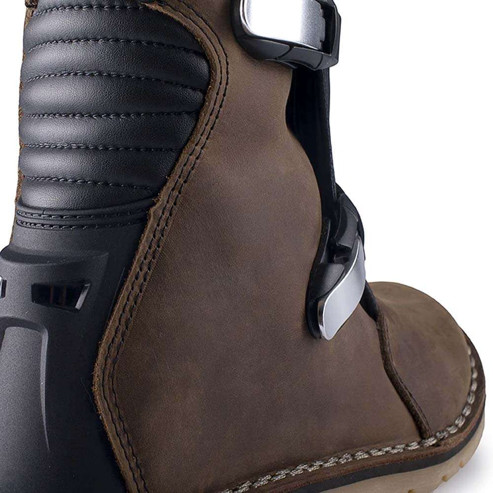 Stylmartin Impact RS Waterproof Boots - Brown