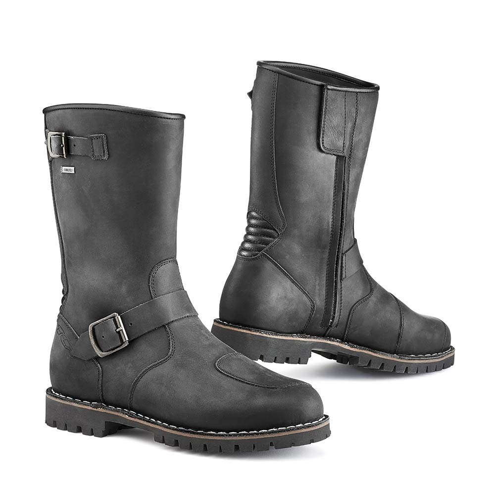 TCX Fuel Gore-Tex Waterproof Boots - Black