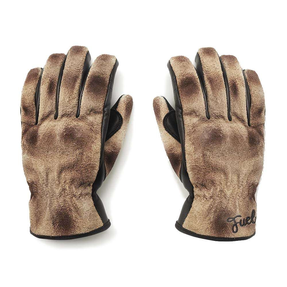 Fuel Motorcycles Track Gloves