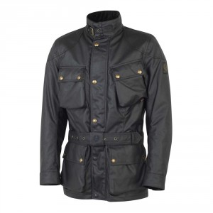 Belstaff Trialmaster Classic Tourist Trophy Jacket - Black