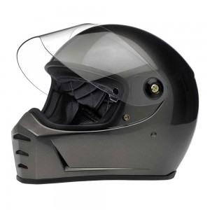 Biltwell Lane Splitter Helmet - Bronze Metallic