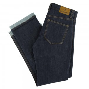 Resurgence Gear Cafe Racer Jeans - Raw Selvedge