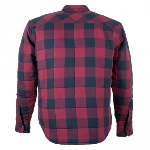 Resurgence Gear Plaid Riding Shirt - Red / Black