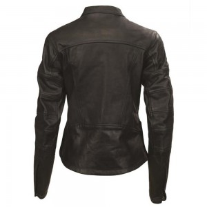 Roland Sands Design Maven Ladies Leather Jacket - Black