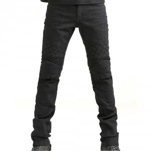 uglyBROS Ton Up Motorcycle Jeans - Black