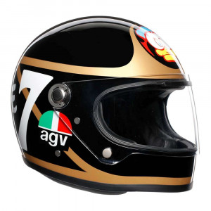 AGV X3000 Helmet - Barry Sheene