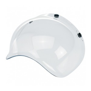 Biltwell Anti-Fog Bubble Visor Shield - Clear