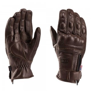 Blauer Combo Gloves - Brown