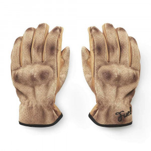 Fuel Motorcycles Flat Gloves