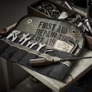 Fuel Motorcycles Greasy Tool Roll