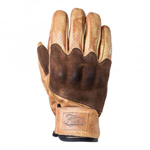 Fuel Motorcycles Rodeo Gloves - Yellow