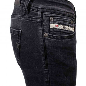 John Doe Betty High Kevlar Ladies Jeans - Used Black