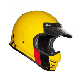 Origine Virgo Danny Helmet - Yellow
