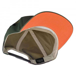 Biltwell Patrol Trucker - Camo / Orange