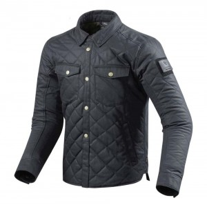 REV'IT Westport Overshirt - Dark Blue