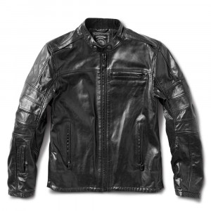 Roland Sands RS Signature Ronin Leather Jacket - Black