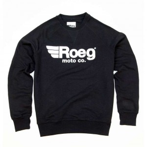 Roeg Shawn Windstopper Sweatshirt - Black