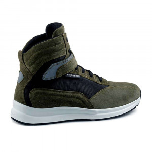 Stylmartin Audax Waterproof Riding Boots / Trainers - Military Green