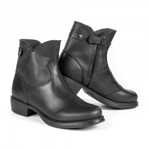 Stylmartin Pearl J Waterproof Ladies Boots - Black