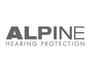 Alpine Hearing Protection Brand Logo