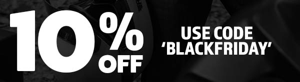 Black Friday 10% Discount