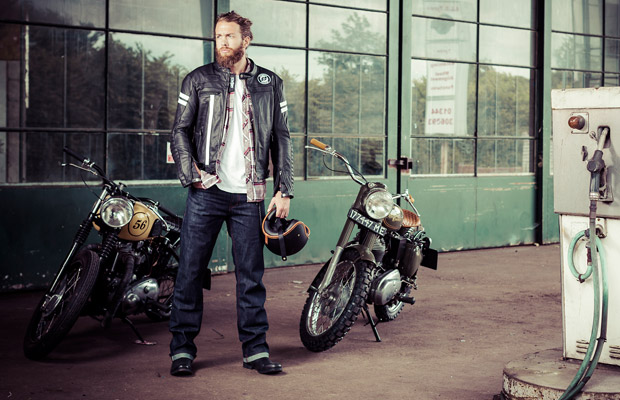 Resurgence Gear Cafe Racer Jeans