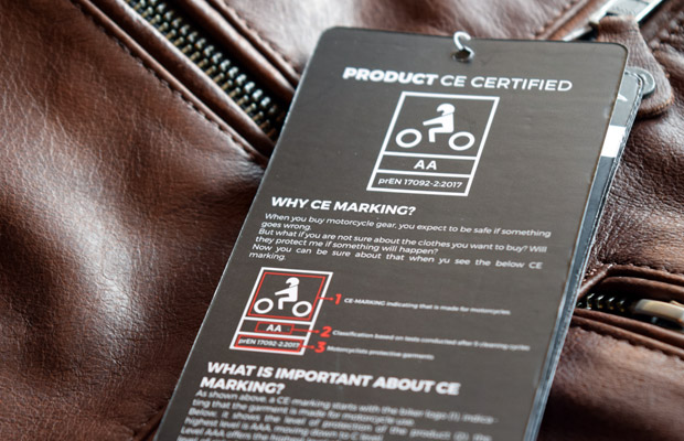 CE Safety Label Level AA