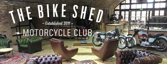 The Bike Shed Motorcycle Club - BSMC