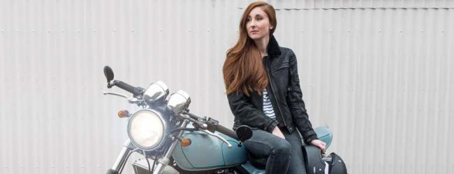 Hannah Smith Q & A - Founder of Black Arrow Motorcycle Clothing
