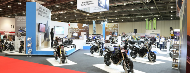 NEC Motorcycle Live 2016 Round Up