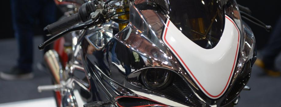 The Carole Nash MCN Motorcycle Show 2019