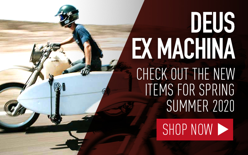 DEUS EX MACHINA CLOTHING DEUS MOTORCYCLE CLOTHING