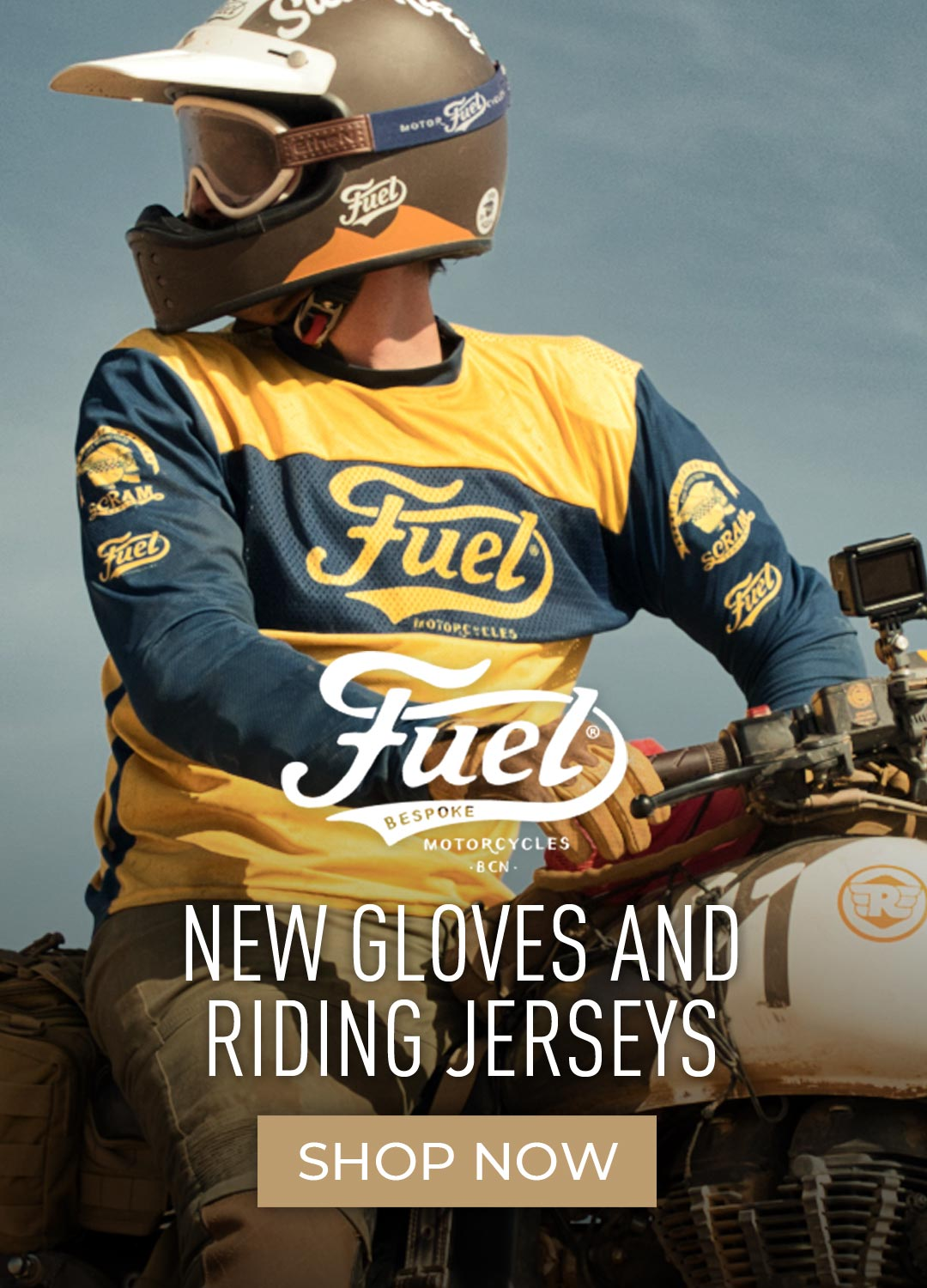 Fuel Motorcycles 2019 Driver