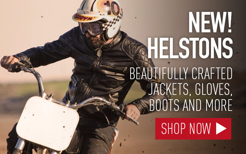 helstons motorcycle clothing leather jackets protective motorcycle trousers
