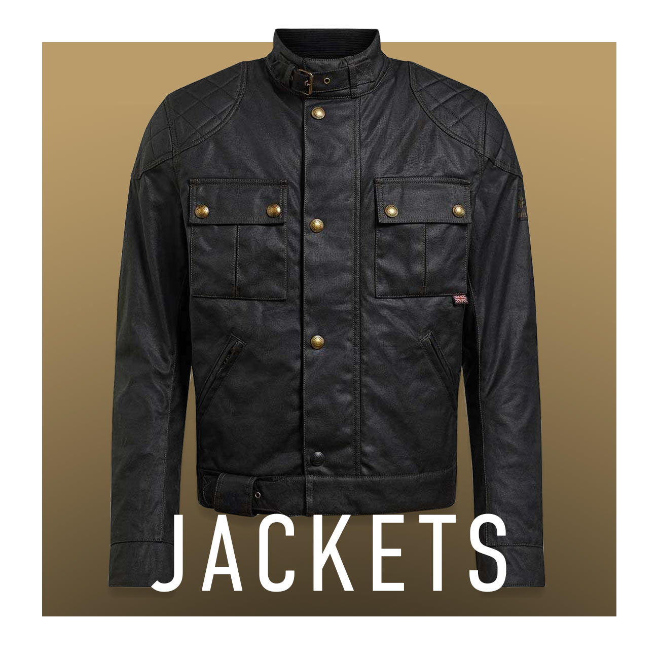 retro motorcycle jackets for cafe racers and scramblers