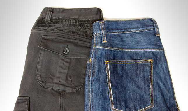 Jeans Fitting Image