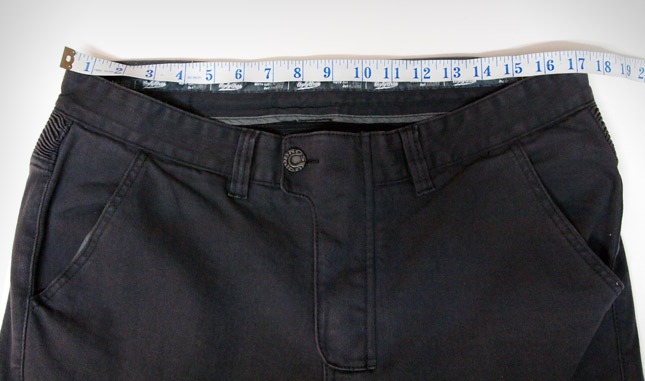 Measure Waist Image