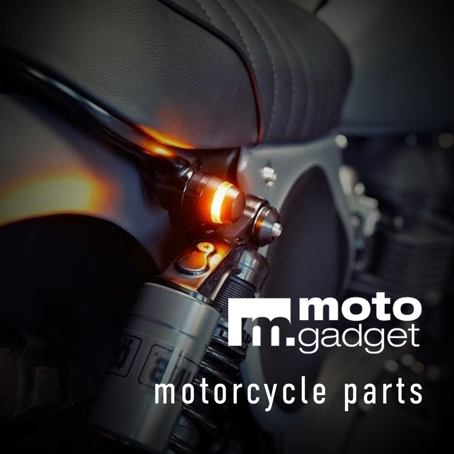 Motogadget Motorcycle indicators for cafe racers and custom bikes
