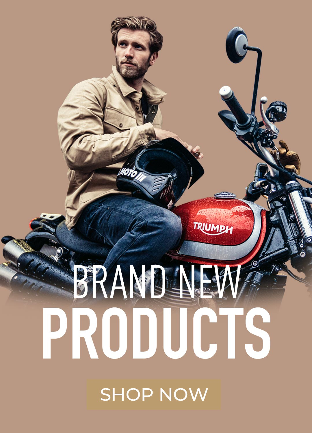 New Products Driver
