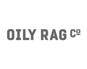 Oily Rag Clothing Brand Logo