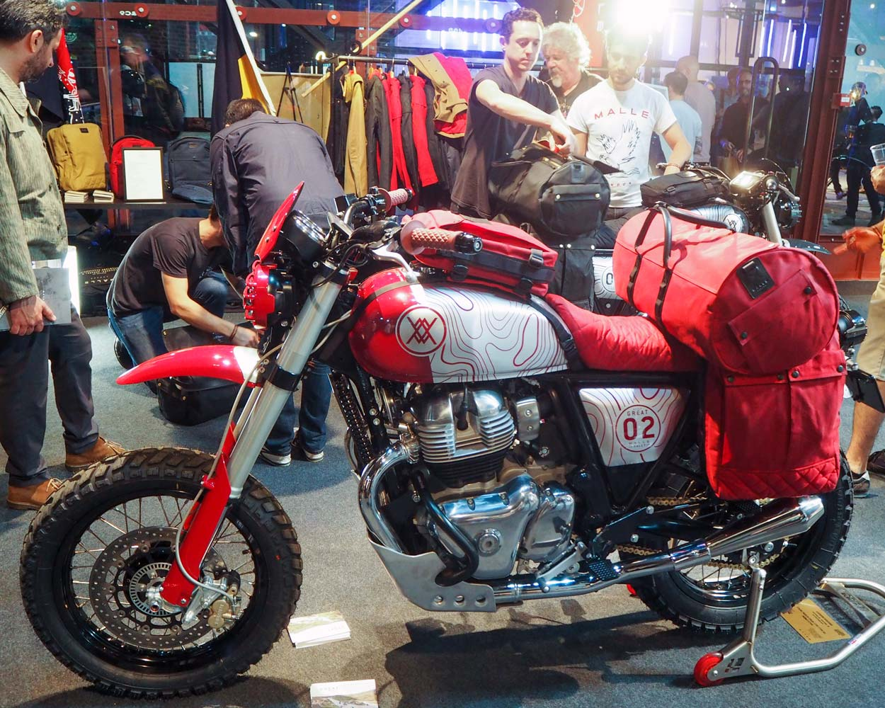 The Cafe Racer On The Bike Shed Show 10th Edition 2019