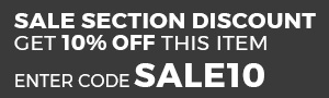 10% Off Sale items banner