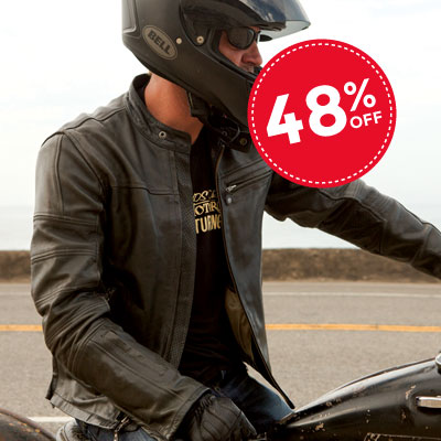 Ronin Leather Jackets Driver
