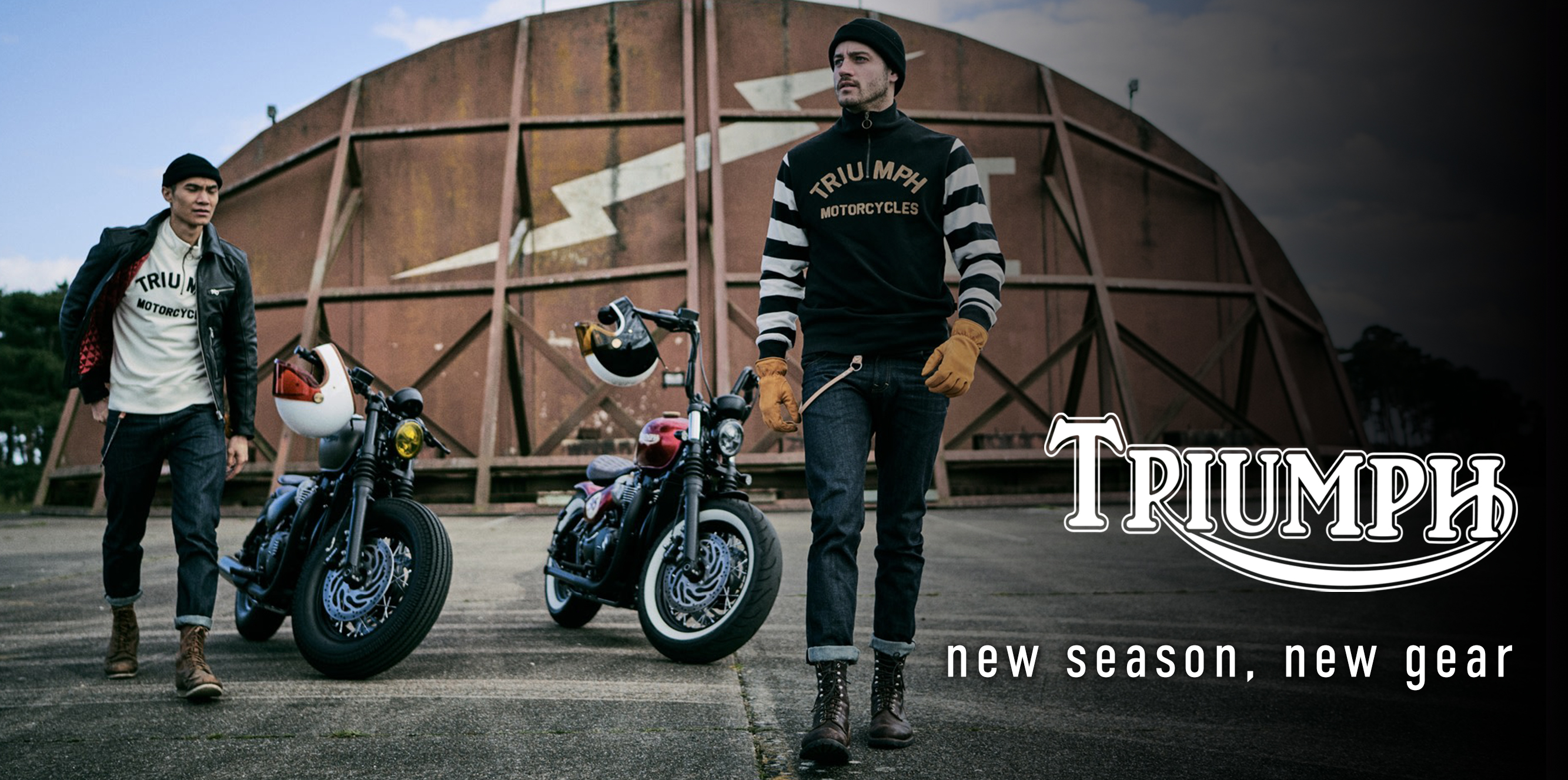 Triumph Motorcycles Casualwear Driver
