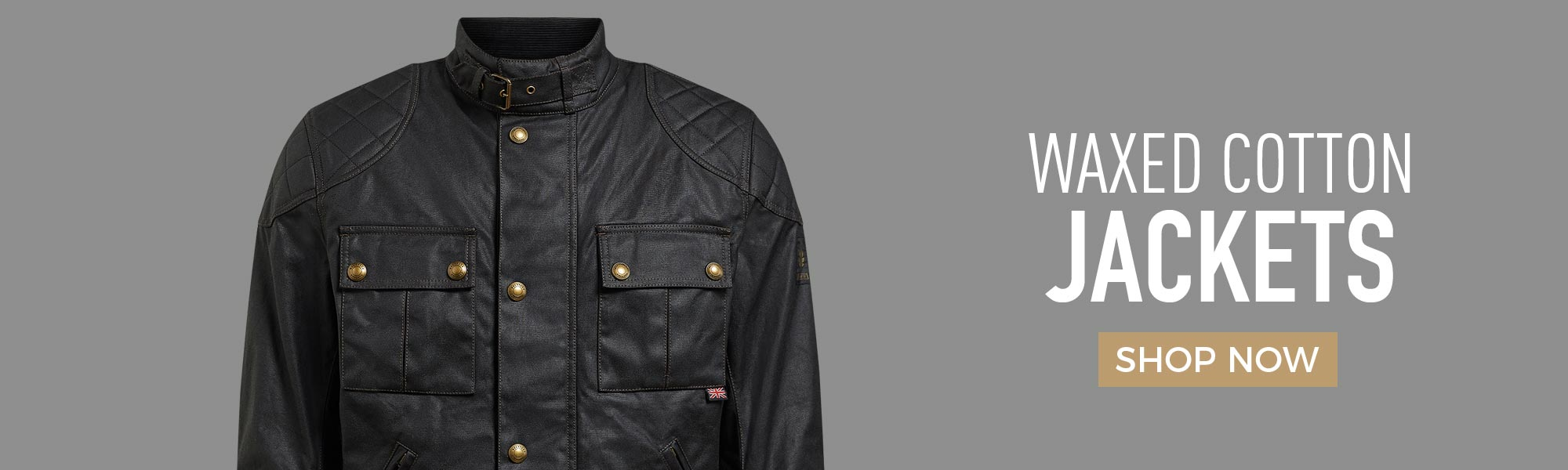 Waxed Cotton Jackets Driver